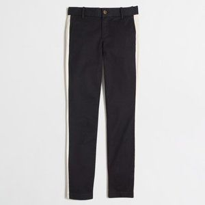 J. Crew Factory Frankie Chino in Tuxedo Stripe